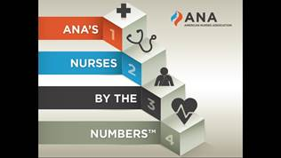 ANA Nurses By the Numbers